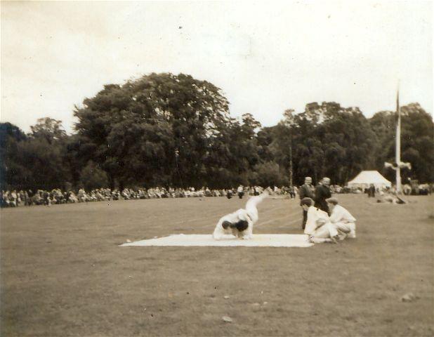 Highland Games - 1964