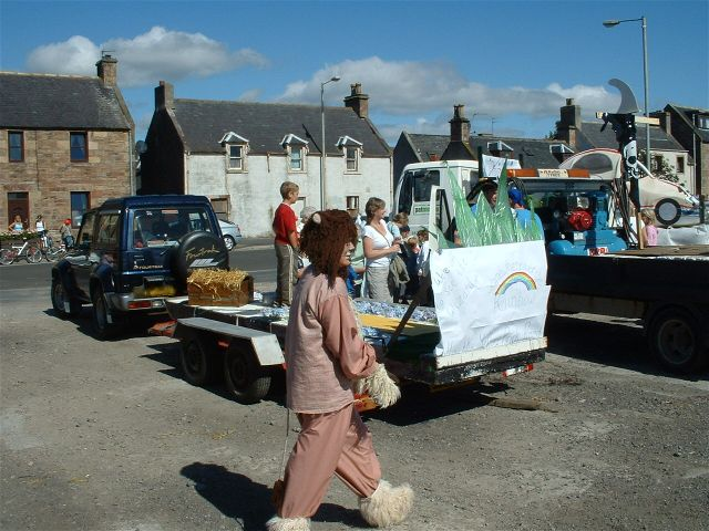 Invergordon Raft Race - 2005