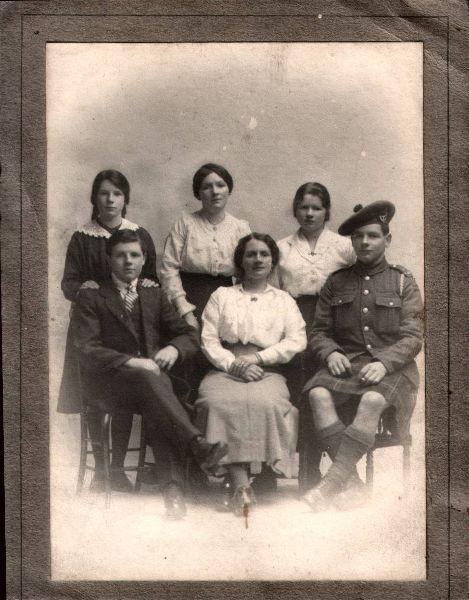 Clark Family photo?