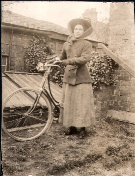 Grandma Clark