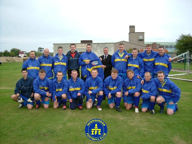 Invergordon Football Cub 2005