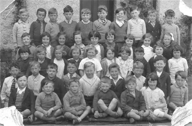 Academy Primary Class of 1936/7