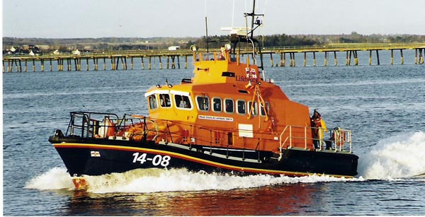 Invergordon Lifeboat