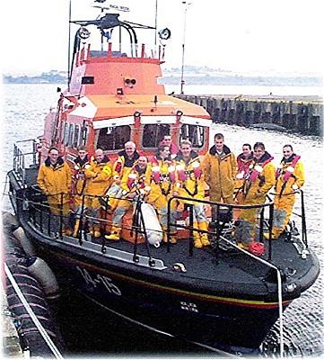 Invergordon Lifeboat Crew