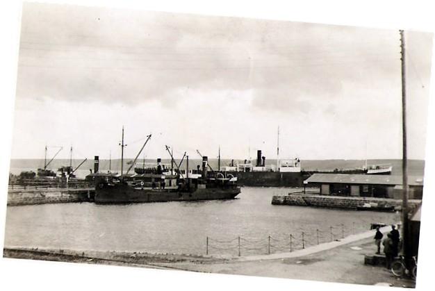 Invergordon Harbour