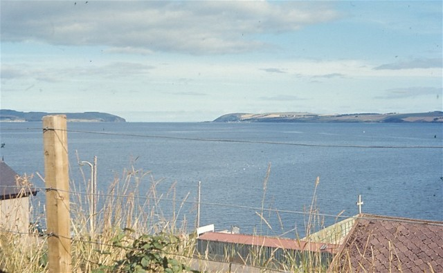 The Firth from the War Memorial