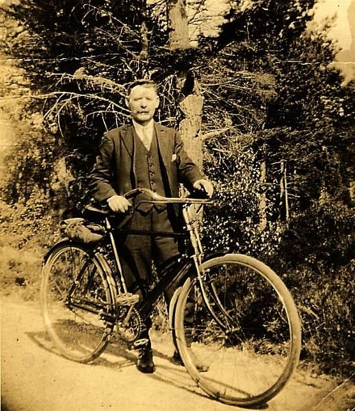 Grandfather Willie Geddes