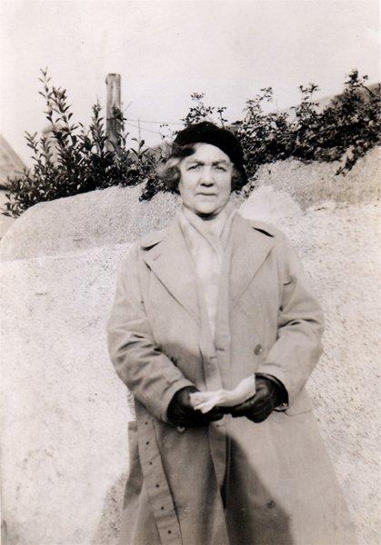 Miss Rebecca Macleod