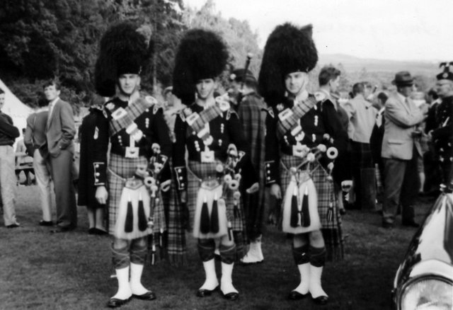Invergordon Highland Games 1965
