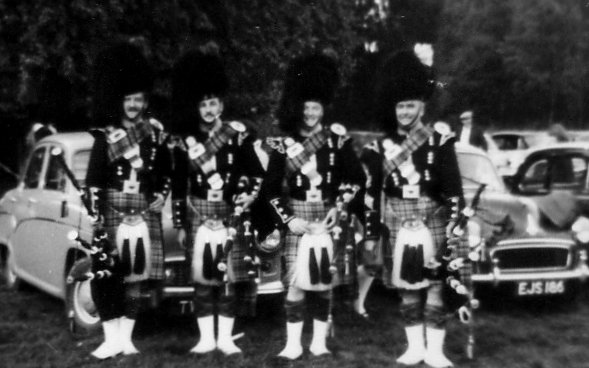 Invergordon Highland Games (1965 or 1966)