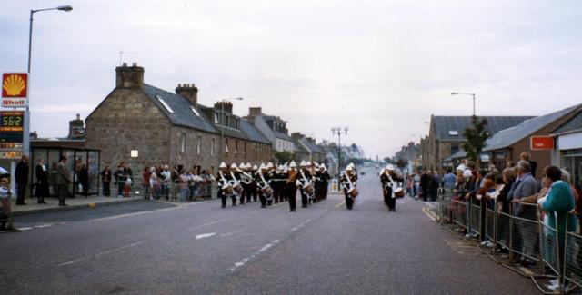 Royal Marine Brass Band