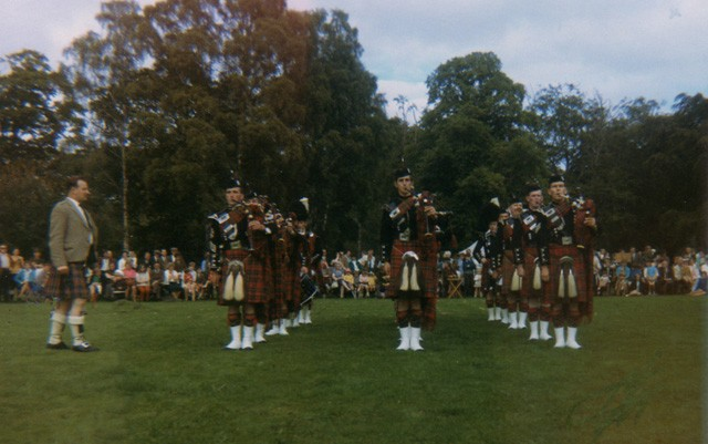 Highland Gathering - 1968