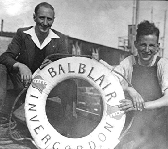 Invergordon - Balblair Ferry