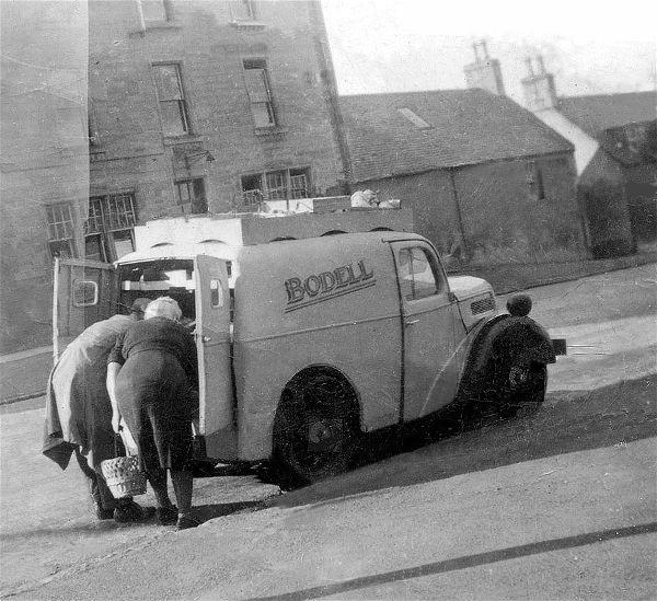 Bodell's Delivery Van