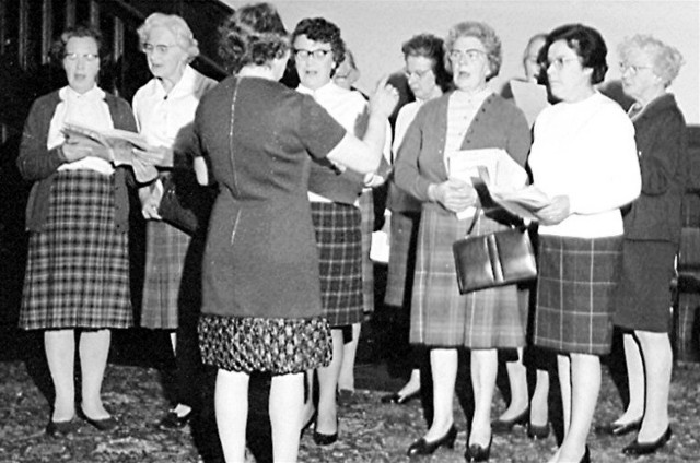Invergordon Ladies Senior Choir