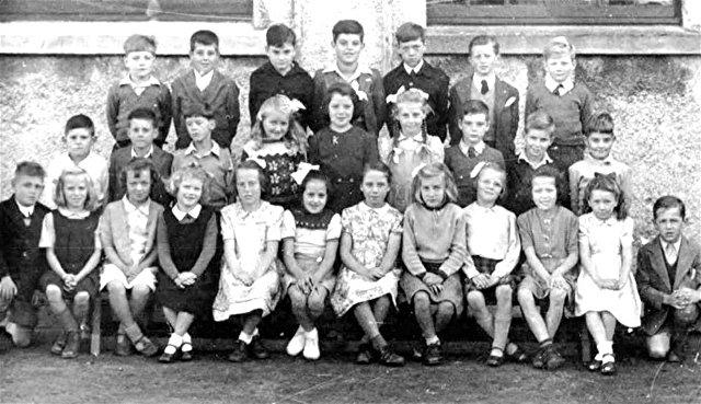 Invergordon Academy 1946/7