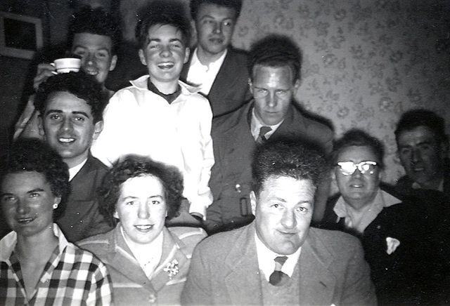 Hogmanay 1957