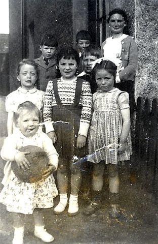 Joss Street Group - 1950