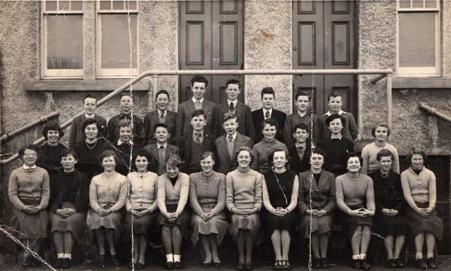 Invergordon 3rd Year 1959