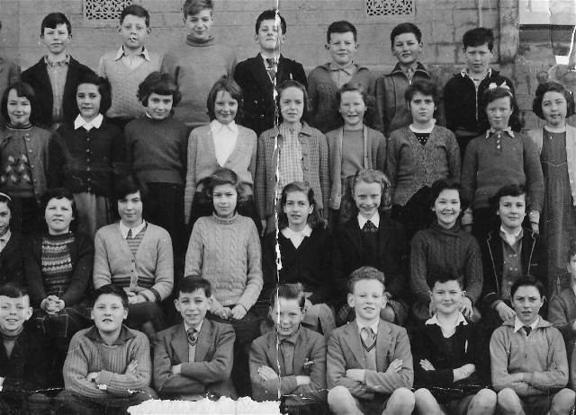 Invergordon Academy Primary 7 - 1959