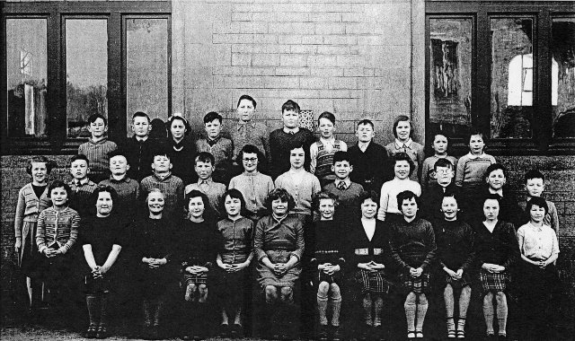 Invergordon Academy pupils