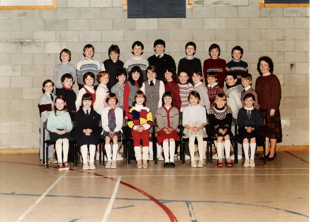 South Lodge Primary 6 - 1985