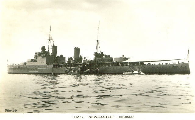 H.M.S. Newcastle