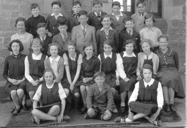 Invergordon Academy Class of 1934