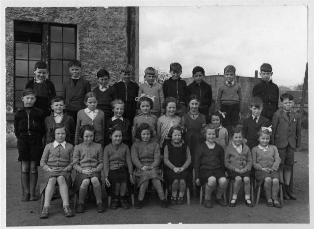 Invergordon Academy 1955