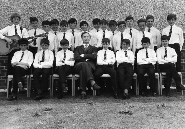 Junior boys Choir