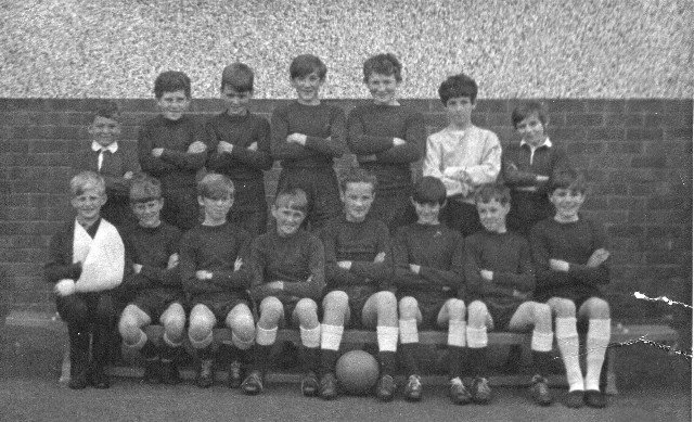 Invergordon Academy - 1st Year Boys Football Team